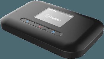 A Franklin R910 modem.