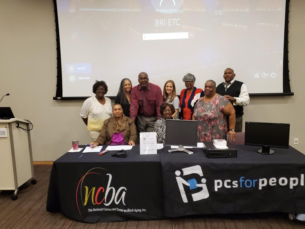 National Caucus and Center on Black Aging (NCBA)