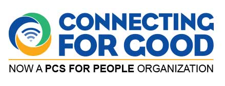 Connecting for Good Joins PCs for People